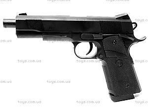 Пистолет с пульками, лазерный, P661B, фото