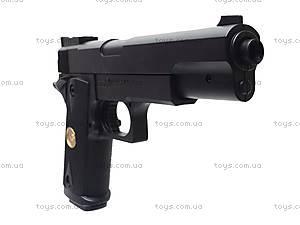 Пистолет с пульками в кейсе, P169A, купить