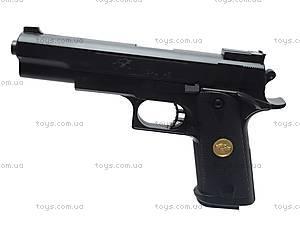 Пистолет с пульками в кейсе, P169A, цена