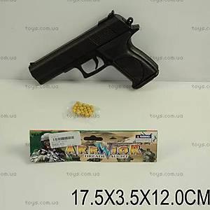 Пистолет с пульками Warrior, A229