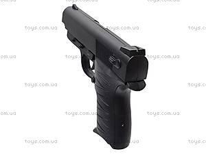 Пистолет с пулями и лазером, 695-1, купить