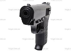 Пистолет с пулями и лазером, 695-1, фото