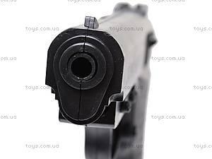 Пистолет с пулями и лазером, 695-1, детские игрушки