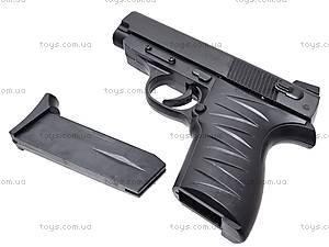 Пистолет с пулями и лазером, 695-1, магазин игрушек