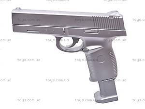 Пистолет с пулями, игрушечный, P5704