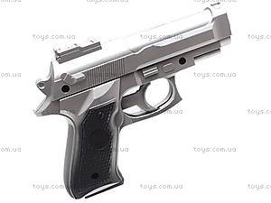 Пистолет с пулями «Полицейский», 231-2, фото