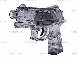 Пистолет с трещоткой, 131, игрушки