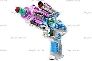 Пистолет, со свето-звуком, B2-606, фото