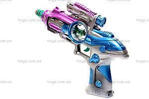 Пистолет, со свето-звуком, B2-606, отзывы
