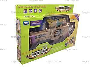 Пистолет со световыми эффектами, WEX-C4