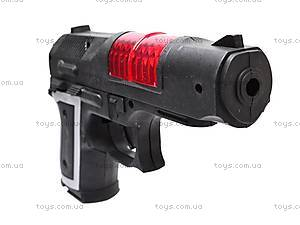 Пистолет, со звуковым эффектом, 868B, купить