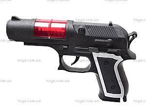 Пистолет, со звуковым эффектом, 868B, фото