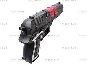 Пистолет, со звуковым эффектом, 868B, отзывы
