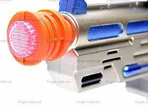 Пистолет со звуковыми эффектами, AK-968, фото