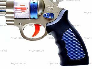 Пистолет со звуковыми эффектами, AK-968, детские игрушки