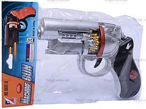 Пистолет, стреляющий искрами, 06918, фото