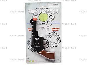 Пистолет стреляющий пистонами, 2072BM, купить