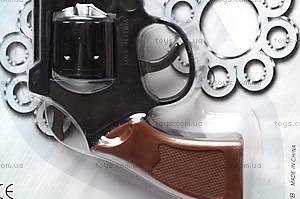 Пистолет стреляющий пистонами, 2072BM, отзывы