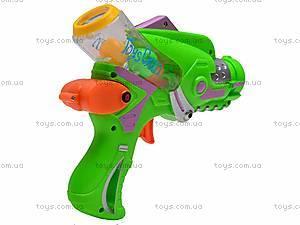 Пистолет стреляющий шариками, F-339A, игрушки
