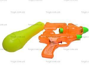 Пистолет стреляющий водой, 2136D, фото