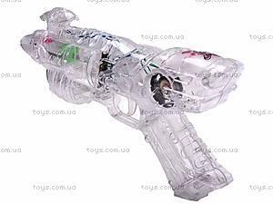 Пистолет светящийся, 8819L, отзывы