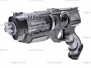 Пистолет светящийся звуковой, KT8618-B2, фото