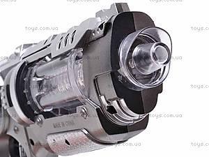 Пистолет светящийся звуковой, KT8618-B2, цена
