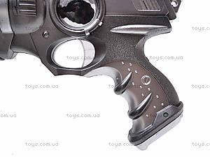 Пистолет светящийся звуковой, KT8618-B2, игрушки