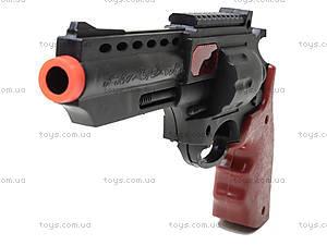 Пистолет-трещетка в кобуре, A025, фото