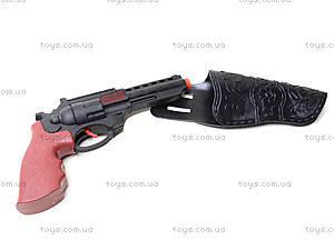Пистолет-трещетка в кобуре, A025, отзывы