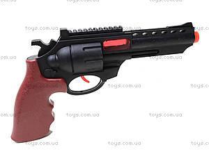 Пистолет-трещетка в кобуре, A025, детские игрушки