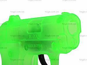 Пистолет-трещотка для мальчиков, A-777, цена