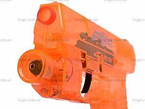 Пистолет-трещотка лазерный, 1201B-1, фото