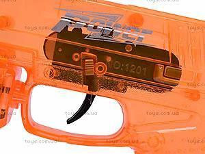 Пистолет-трещотка лазерный, 1201B-1, игрушки