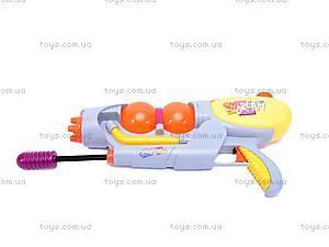 Пистолет водяной, с насосом, 1600, фото