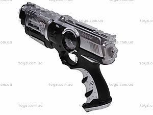 Пистолет звуковой и световой, KT8618-B1, купить