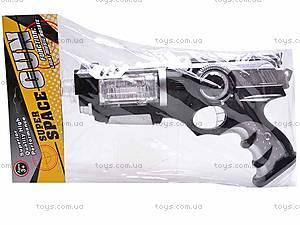 Пистолет звуковой и световой, KT8618-B1, фото