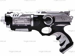 Пистолет звуковой и световой, KT8618-B1