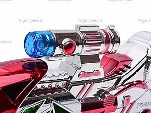 Пистолетик, 8 звуков, 538, игрушки