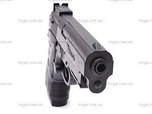 Пистолетик детский игрушечный, 748A, фото