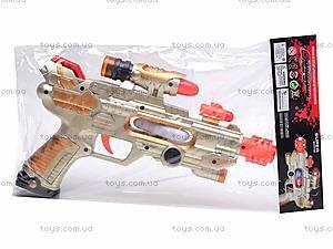 Пистолетик для мальчиков, музыкальный, 788A-A22, купить