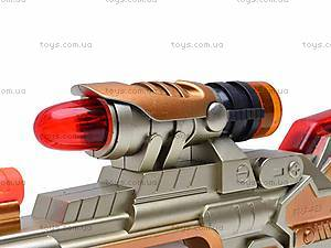 Пистолетик для мальчиков, музыкальный, 788A-A22, фото