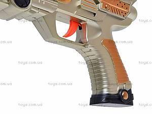 Пистолетик для мальчиков, музыкальный, 788A-A22, цена
