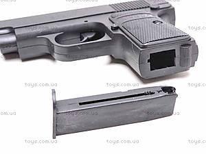 Пистолетик с набором пулек, D0102, отзывы