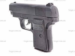 Пистолетик с набором пулек, D0102, цена