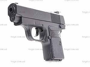 Пистолетик с набором пулек, D0102, игрушки