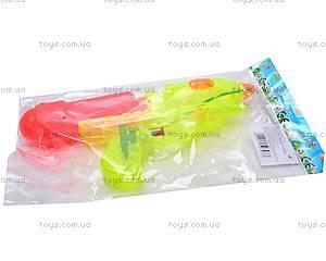 Пистолетик водяной для детей, 992-1, игрушки