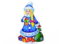 Новогодний плакат «Снегурочка», 653415105094У