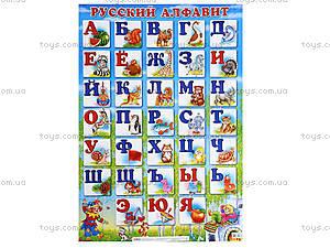 Плакат «Русский алфавит», 012711104001Р, купить