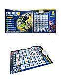 Интерактивный букварик NEXO, 7290-A, купить
